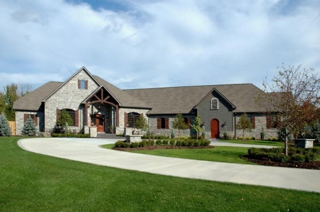 Custom Built Craftsman Style Ranch By Otero Signature