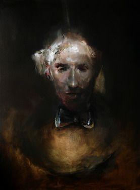 "Saatchi Online Artist Andrei Varga; Painting, ""Unsaved Memory"" #art"