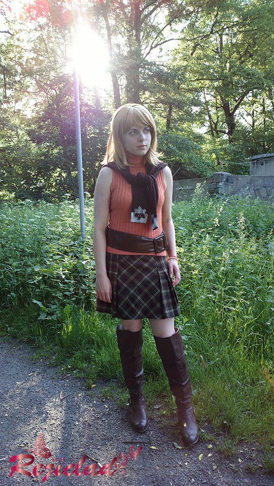 Ashley Graham Resident Evil / Biohazard 4 cosplay I by Rejiclad