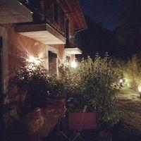 Gite beaujolais lyon terrasses eclairees