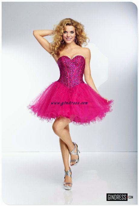Mejores 595 imágenes de prom dresses en Pinterest | Vestidos para ...
