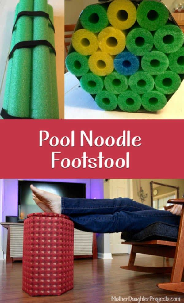 13 Creative Uses For Pool Noodles Pool Noodles Pool Noodle