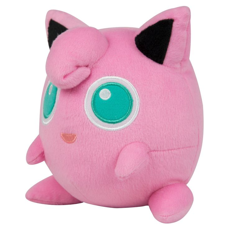 Pokemon Jigglypuff Basic Plush 8