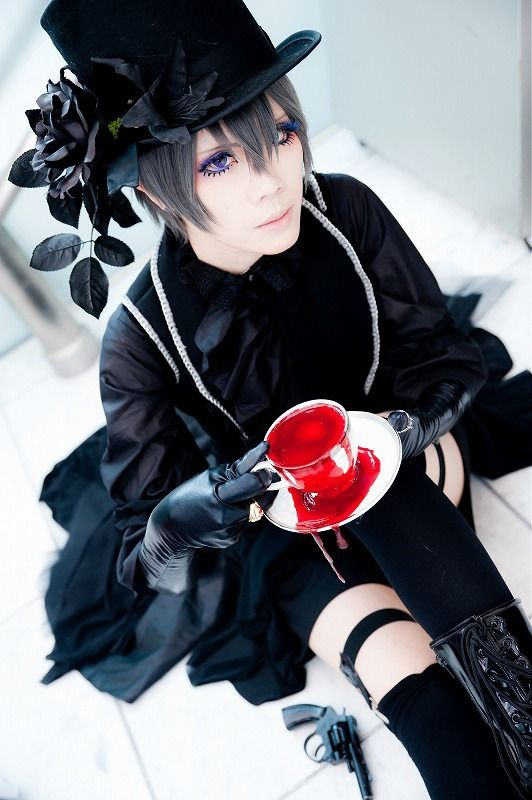 ciel phantomhive cosplay - photo #46