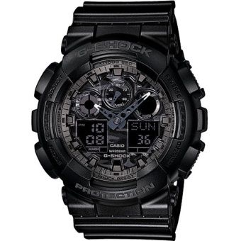 Buy Casio G-Shock Camouflage Series GA-100CF-1A online at Lazada Singapore. Discount prices and promotional sale on all Casual. Free Shipping.