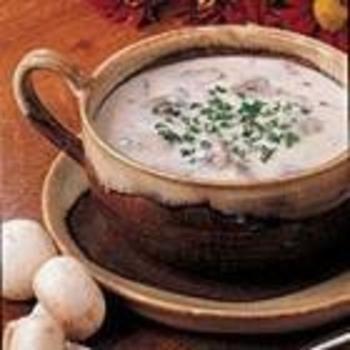 Golden State Mushroom Soup: Broccoli Soups, States Mushrooms, Golden States, Cream Soups Recipes, Mushrooms Soups Recipes, Mushroom Soup Recipes, U.S. States, Cream Of Mushrooms, Allrecipes Com