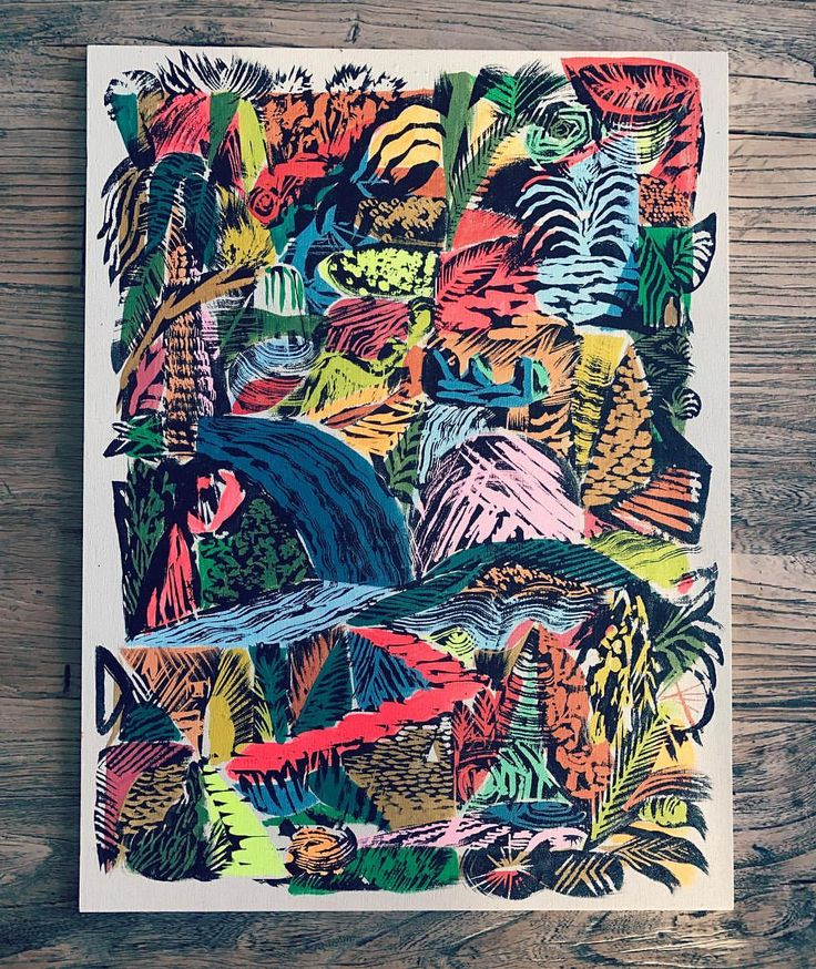 "3,684 Likes, 20 Comments - Wrap_magazine (@wrap_magazine) on Instagram: ""We'd love to be transported into this tropical scene by Canadian artist @tylerkeetonrobbins today -…"""