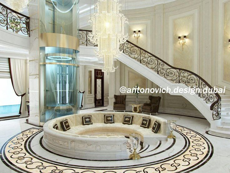 Tea time or wine perfect seating for friends decor - Decor oriental design interieur luxe antonovich ...