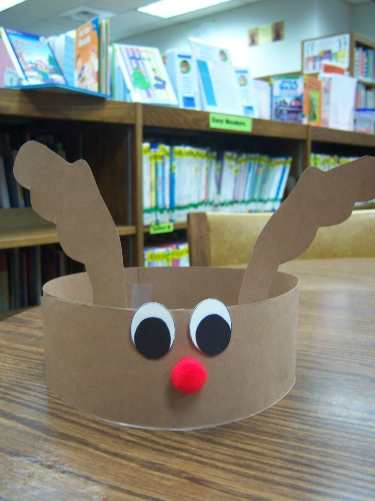 "Program Plan 1. Read ""The Polar Express."" 2. Sing carols. 3. Play ""Conductor Says"" -- Simon Says with a Polar Express twist. 4. Do crafts: Reindeer hats & ""Magic Reindeer Food."" 5. Give present..."