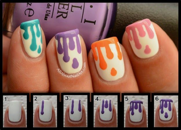 Here are some good ideas on how to do your own nail art. Even for halloween http://secretwomaninme.blogspot.com/2014/10/12-ideas-on-how-to-do-nail-art-at-home.html
