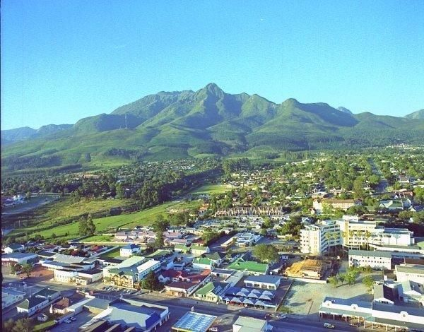The town of George is situated in the South Cape province and is the sixth oldest town in SouthvAfrica.