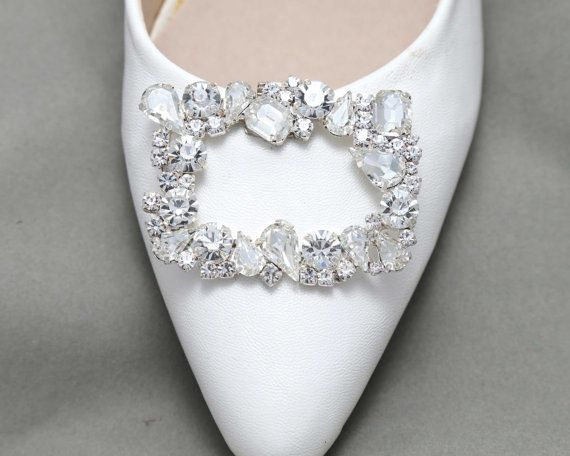 98 best clip a souliers images on pinterest shoe clips diy shoe a pair of shoe clips rhinestone crystal shoe clips wedding bridal shoe clips shoes decoration accessories clip on shoes decor junglespirit Image collections