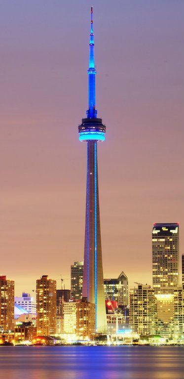 CN Tower Toronto.