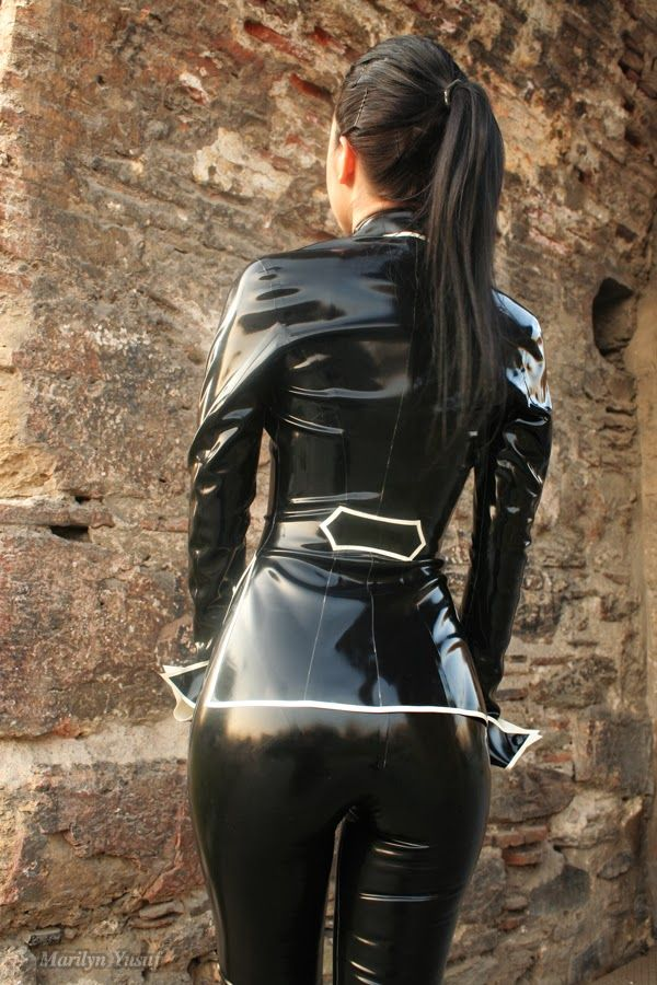 Marilyn Yusuf's Passion for Latex: Classy Latex Business ...