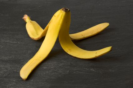 21 Bizarre Uses For Banana Peels...Last week I revealed how you can use banana peels to cure pimples, but after more research I've found that you can do so much more with the humble peels that you'd normally throw away!