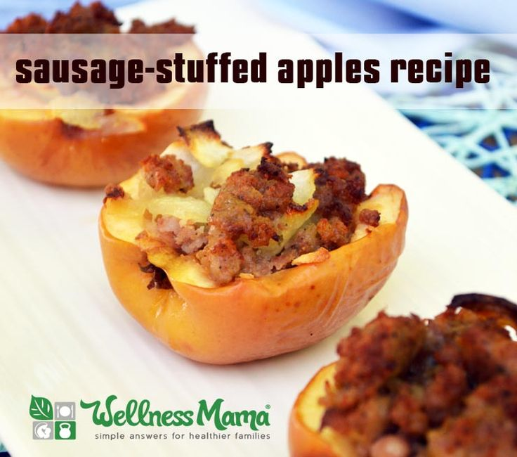 118 best low salicylate paleo recipes images on pinterest sausage stuffed apples forumfinder Gallery