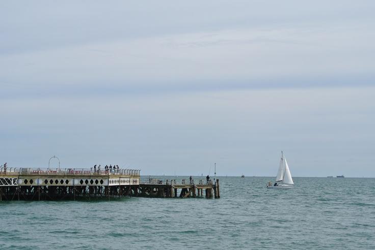 Aimee Staniford © South Parade Pier.