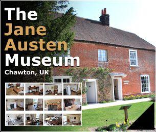 Jane Austen Museum Chawton