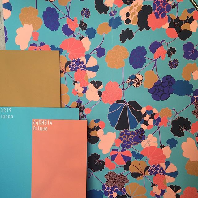 La collection de papiers peints de Ressource  | S T Y L O S O F I E 's choice | styling, decoration & interior concepts | www.stylosofie.nl |