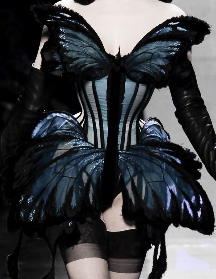 "throneofroses: ""130186: "" Jean Paul Gaultier Haute Couture Spring 2014 "" """