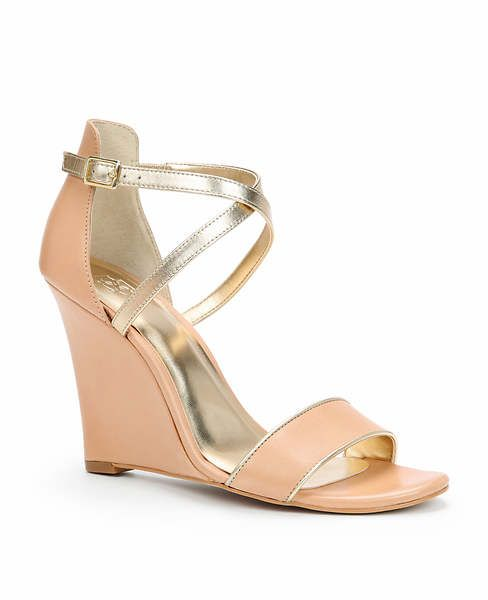 Avery Strappy Wedges