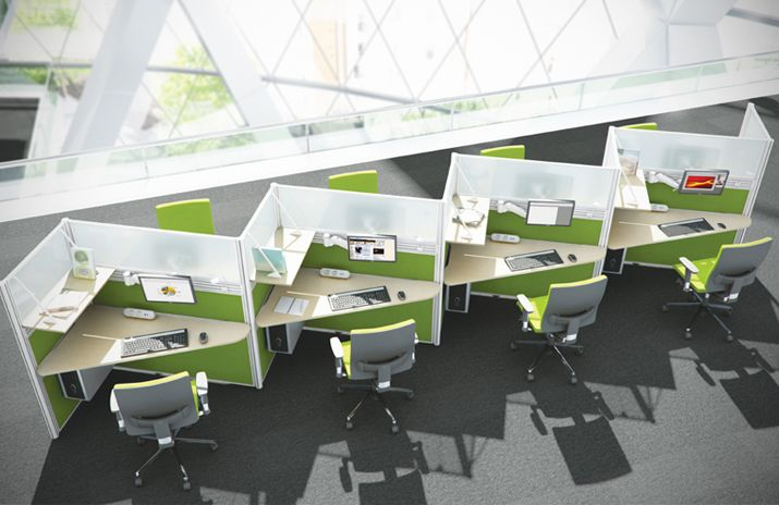 Workstations And Tables | Demco Interiors - Inspiring Library Design