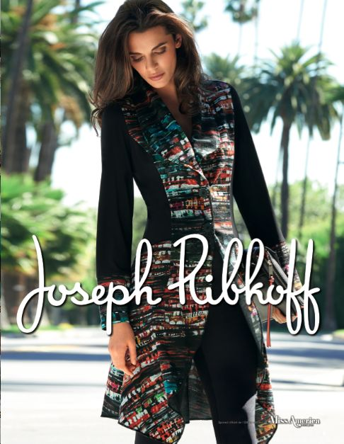 Joseph Ribkoff coat 143832 + pants 143300