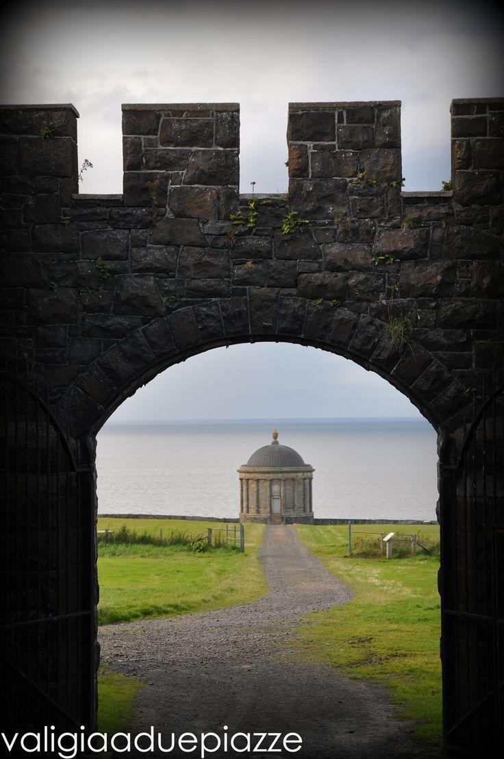 Mussenden Downhill, Irlanda del Nord
