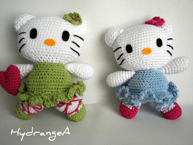 Hello Kitty Amigurumi Ohje Suomeksi : 1000+ images about Amigurumi Hello Kitty on Pinterest ...