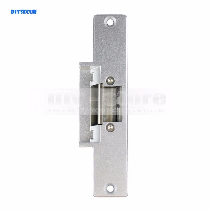 DIYSECUR NC Electric Strike Door Lock For Access Control System Use Fail Safe Brand NEW