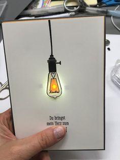 Anleitung LED Karte