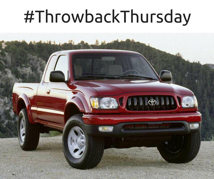 #TBT: 2003 Toyota Tacoma