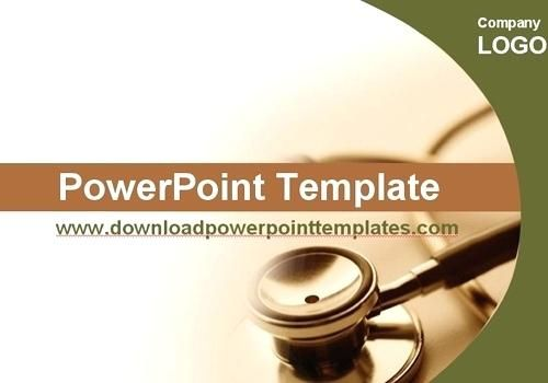 Microsoft Powerpoint Medical Templates Free Download