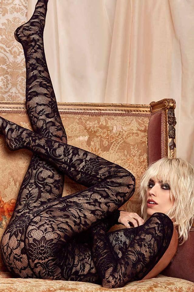 Pantyhose Courtney Love Milla