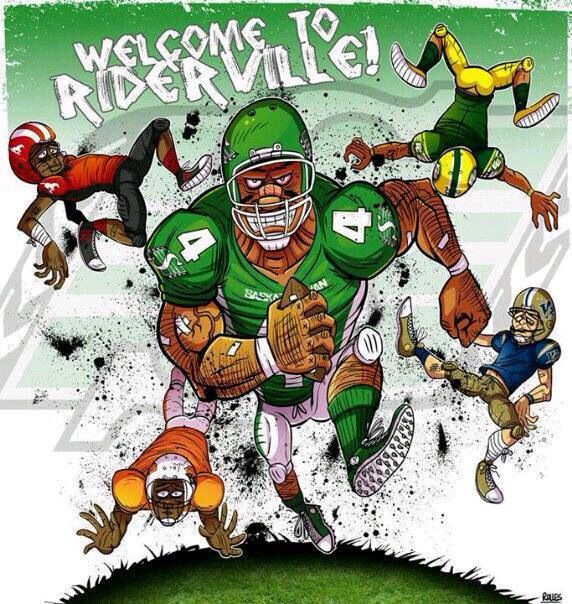 Welcome to Riderville !
