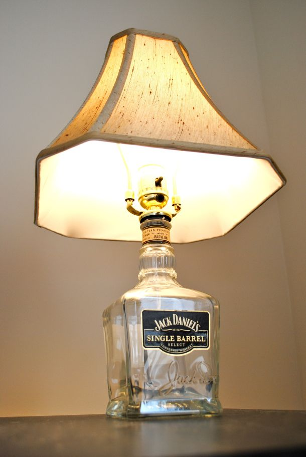 1000 ideas about jack daniels lamp on pinterest jack daniels bottle jack daniels decor and. Black Bedroom Furniture Sets. Home Design Ideas