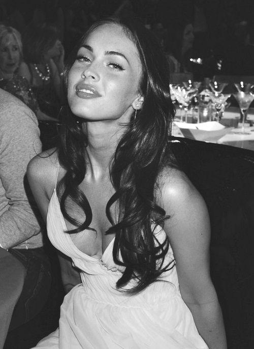Megan Fox. My #1 girl crush (for looks only lol)