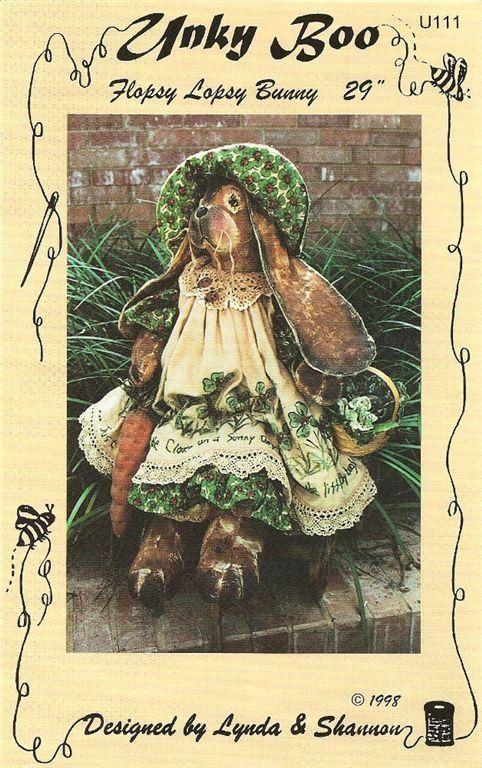 Flopsy Lopsy Rabbit