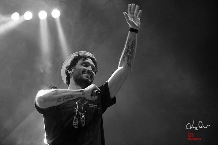 Fabrizio Moro, Inizio Tour 2013, data zero