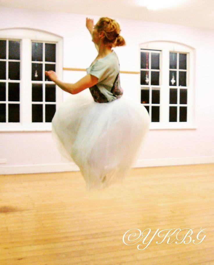 Lovely jump during a #rehearsal of #pasdequatre #ballet #adultballet #oxford #YKBG #romanticballet #lifeofadancer