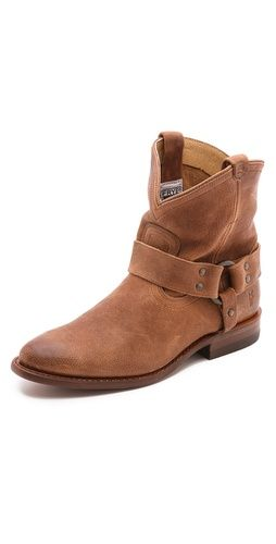 Best Frye short boots, would pair with lace mini dresses, and shorts for that laid back cool look