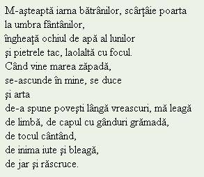Daniel Bratu -M-asteapta