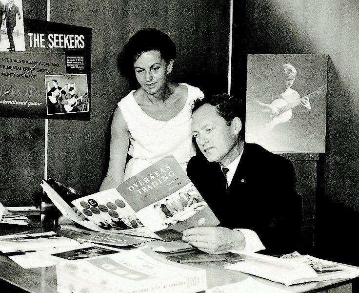 Bill and Vera May