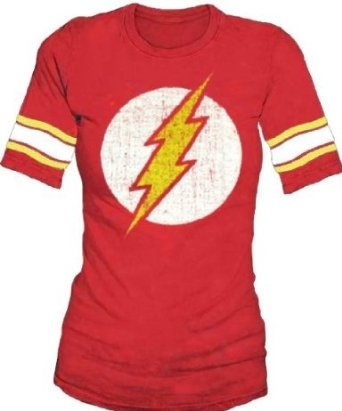 The Flash Babydoll Tee ($19.99). If you watch Big Bang you'll understand how EPIC this shirt is!