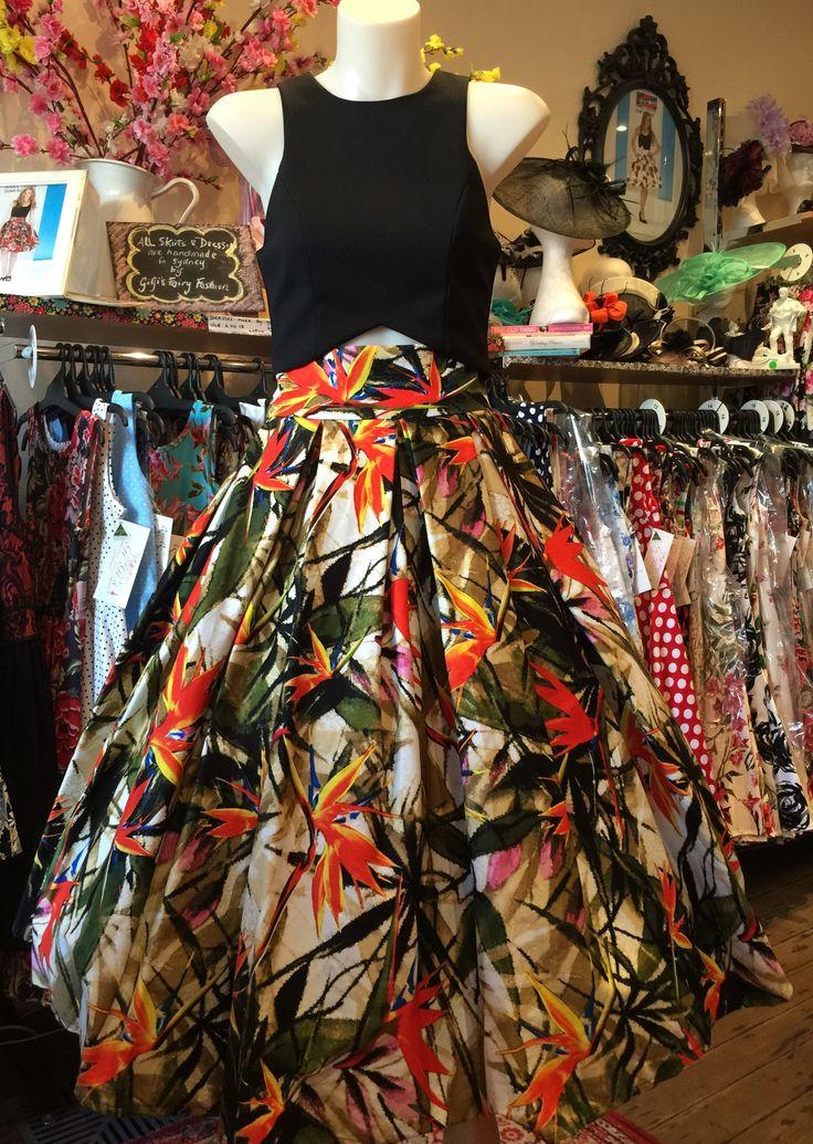 Birds of Paradise – GiGi's Fairy Fashion