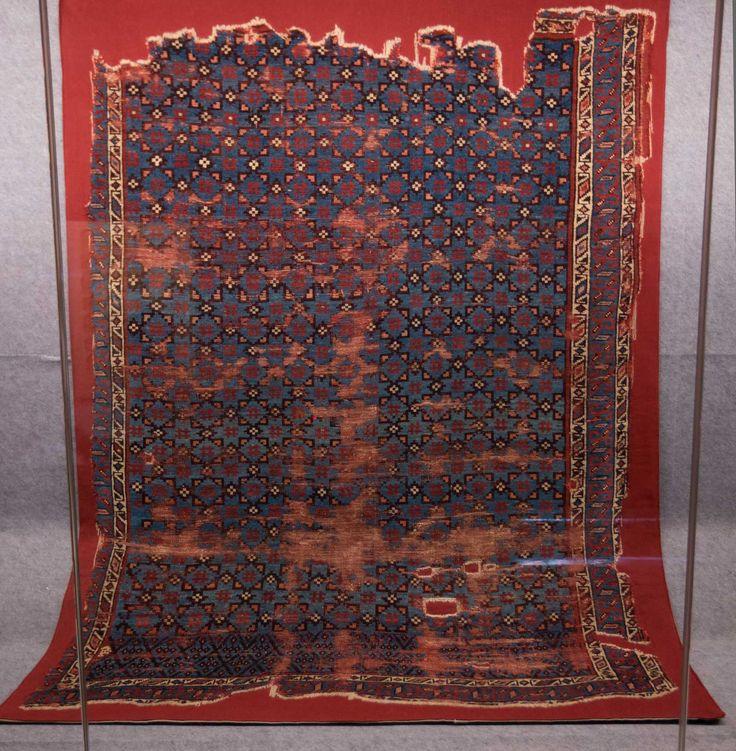 Turkish Ground Rug: 49 Best Vakiflar Carpet Museum Istanbul Images On