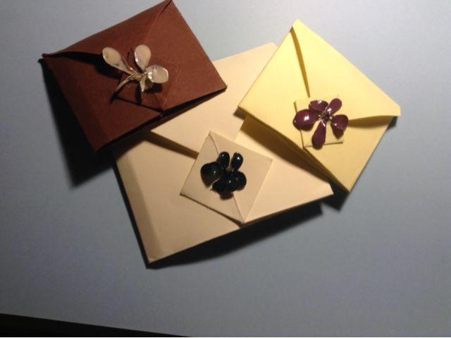 mWorks: Envelopes para prendas