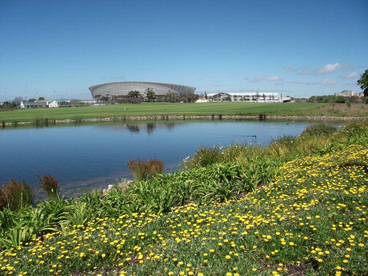 Green Point Stadium park, Cape Town
