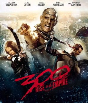 300 Rise Of An Empire 2014 Poster Frank Miller In 2019