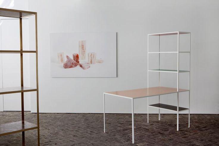 Book-desk combo by Muller Van Sevenren. Love this!                                                                                                                                                                                 Mehr
